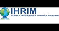 Digital Health Rewired Partner - Institute of Health Records & Information Management