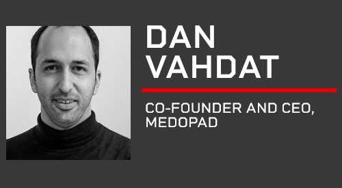 Dan Vahdat - Digital Health Rewired