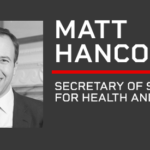 Integrated Care Keynote: Matt Hancock, secretary of state for health and care
