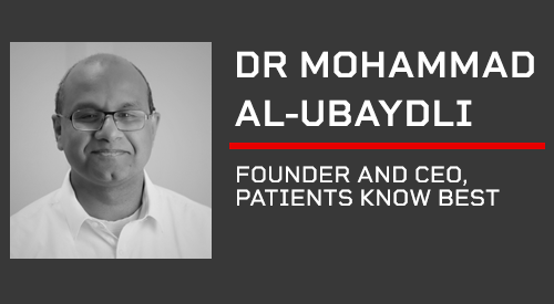 Dr Mohammad Al-Ubaydli - Digital Health Rewired