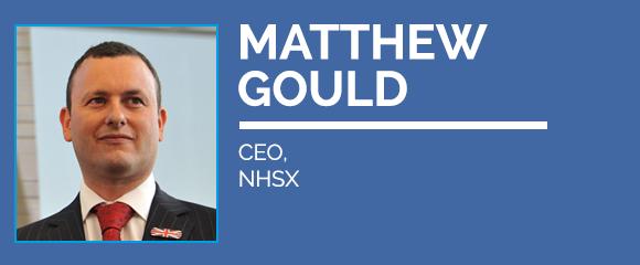 Matthew Gould CEO NHSX Keynote at Digital Health Virtual Summer School