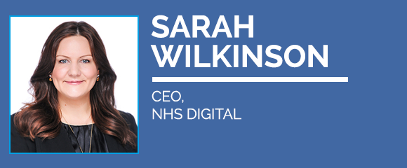 Sarah Wilkinson CEO of NHS Digital Keynote at Digital Health Virtual Summer School