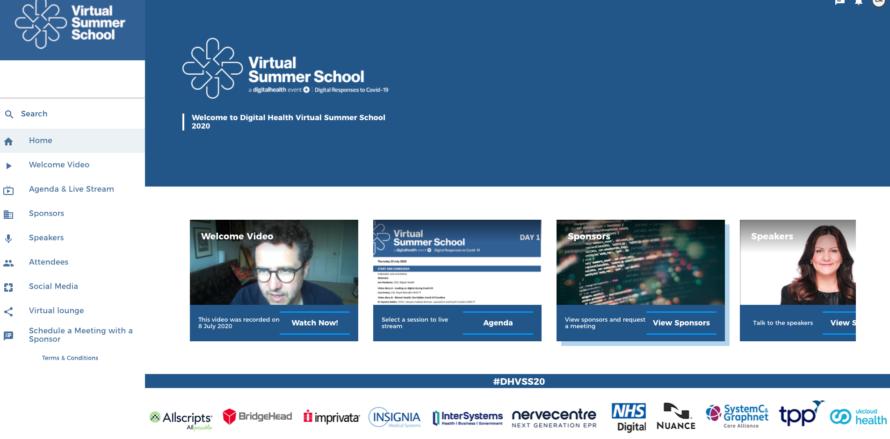 Digital Health Virtual Summer School