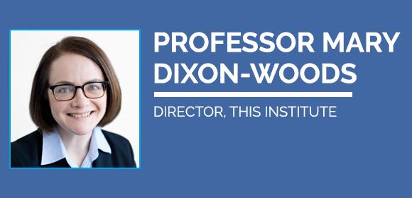 Mary Dixon-Woods